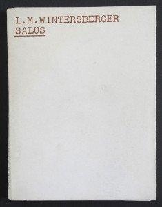 couverture leporello format  15x11 - 20 pages